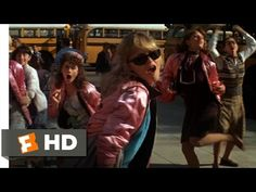 Grease 2 (1/8) Movie CLIP - Back to School Again (1982) HD