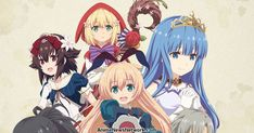 ICYMI: Crunchyroll Adds Grimms Notes the Animation, Mysteria Friends Anime Simulcasts Anime Episodes, Star Wars Episodes, Hanekawa Tsubasa, Honey And Clover, Talia Al Ghul, Friend Anime, Comic News, Female Anime, Episode 5