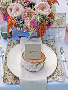 Holiday Table Setting Ideas 2014
