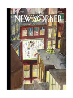 The New Yorker Prints at the Condé Nast Collection