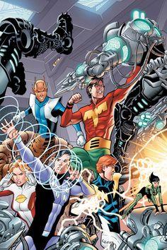 Legion: Secret Origin #5 - The true story of the Legion of Super-Heroes!