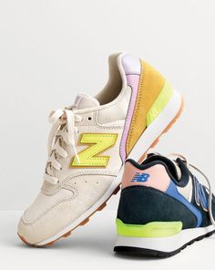 J.Crew women's New Balance® for J.Crew 696 sneakers. I want the Champagne pair.