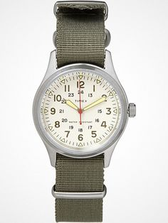 2012.04.25. Both Timex and J.Crew are great brands. Together; even greater.