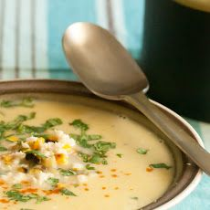 Fresh Mexican Corn Soup Recipe