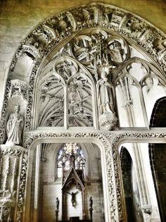 Chapelle à Rue (Picardie)