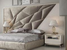 46 Stunning Luxury Bedroom Design Ideas To Get Quality Sleep - hoomdesign Luxury Bedroom Design, Bedroom Bed Design, Large Bedroom, Bedroom Sets, Bedroom Decor, Interior Design, Master Bedroom, Budget Bedroom, Bedroom Wardrobe