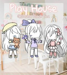 Couple Outfits, Club Outfits, Girl Outfits, Kawaii Drawings, Cute Drawings, Anime School Girl, Clothing Sketches, Pose, Kawaii Clothes