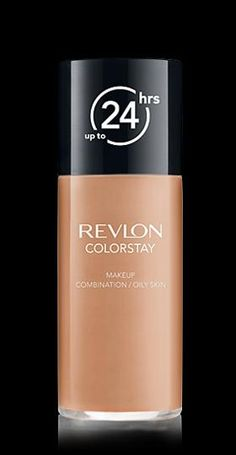 Revlon® ColorStay™ Makeup for Combination/Oily Skin. LONGWEARING COVERAGE FOR COMBINATION TO OILY SKIN. My Shade: CARAMEL.