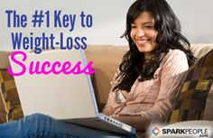 The Key to Weight-Loss Success via @SparkPeople