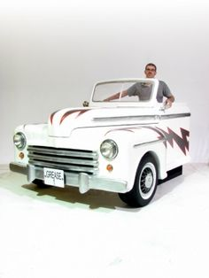 Event Prop Hire: Grease Car Prop