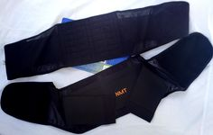 """#NMT #LowerBackBrace"""" New Natural #Back #PainRelief #PhysicalTherapy Adjustable Black #Support #Belt #HealthCarePain"""