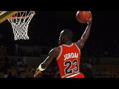 Michael Jordan - Top Plays Of His Career I'll never forget watching the layup he didn't vs the Lakers in the finals