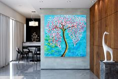 Large Abstract Painting,Modern abstract painting,square painting,home decor wall art,xl abstract pai Modern Oil Painting, Large Painting, Texture Painting, House Painting, Unique Wall Decor, Home Decor Wall Art, Oversized Canvas Art, Large Artwork, Colorful Wall Art