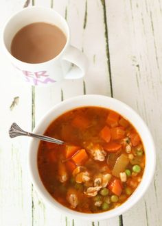 Recipe: Chicken & Vegetable Broth - guaranteed to get your glow back!