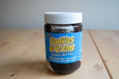 """Trader Joe's Introduces New """"Cookies and Creme"""" Cookie Butter"""