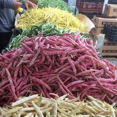 Beautiful Beans at cues :: Search by flavors, find similar varieties and discover new uses for ingredients @ preppings.com