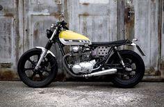 yamaha xj550 motorcycle tracker - Google Search