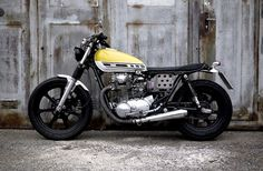 yamaha xj550 motorcycle tracker - Google Search