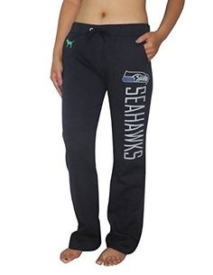 Women's Athletic Hoodies - Pink Victorias Secret NFL Seattle Seahawks Womens Pajama Pants *** Want additional info? Click on the image.