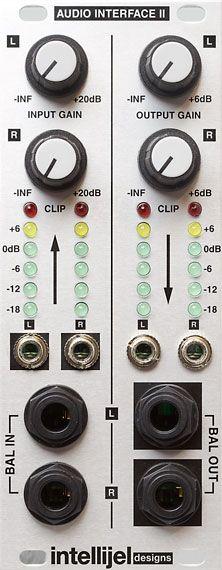 Audio Interface II