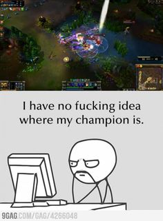 Dota league memes, league of legends memes, gamer humor, el humor, best Lol League Of Legends, League Of Legends Fondos, League Of Memes, Funny Quotes, Funny Memes, Hilarious, Jokes, Disney Family, Memes Liga