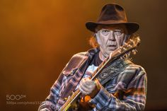 2016 Beale Street Music Festival -- Day 1 -- Neil Young by jamiegilliam Celebrity Photography Celebrity Photography, Boot Camp Workout, Neil Young, Body Motivation, Hipster, Celebrities, Music, Rock, Street