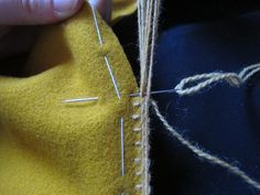 How to tablet/card weave edges by the awesome Katafalk... read this article woman!