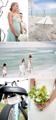 Gorgeous Ocean Wedding!