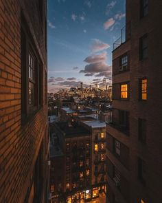 City Aesthetic, Travel Aesthetic, Apartment View, City Vibe, New York Life, Dream City, Concrete Jungle, City Photography, Aesthetic Pictures