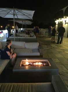 We had the opportunity to supply the venue with 25 commercial grade natural gas fire pits for use on their rooftop terrace to keep patrons warm while gazing out into the ocean depths. Natural Gas Fire Pit, Gas Fires, Rooftop Terrace, Beer Garden, Fireplace Design, Commercial Design, Outdoor Entertaining, Restaurant Design, Restaurants