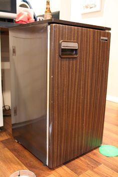 ask dad about taking old mini fridge - Dorm Fridge