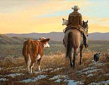 """""""Mom Follows, Heading Home"""" ~ Persis Clayton Weirs"""