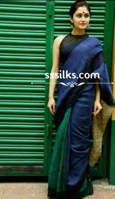 Our weaver specially made wholeheartedly for the women by using materials such as organic linen, natural zari, natural dyes. Simple Sarees, Pure Silk Sarees, Handloom Saree, Dyes, Sari, Organic, Indian, Pure Products, Natural