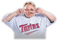 Louie Anderson Minnesota Twins
