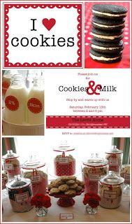 Milk and Cookies Party- Part 1