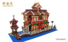 Have a prawn or a prayer with these Chinese-style builds