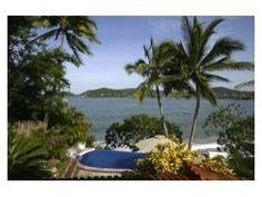 Romantic Private Villa on Zihuatanejo Bay