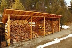 Firewood can provide warmth all winter long and help reduce utility bills as an alternative source of heat. Storing firewood correctly will protect your wood and create a reserve for the winter season. Use our suggestions to store firewood.