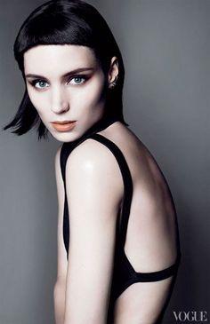 Rooney Mara ... Lisbeth Salander