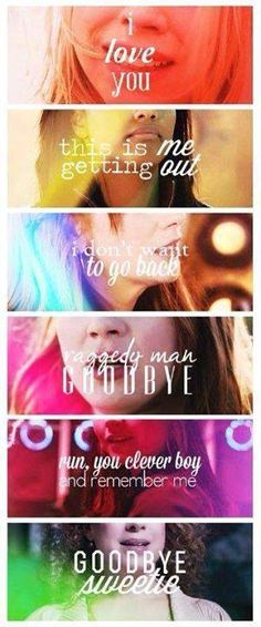 _Doctor Who_ Rose Tyler&Martha Jones &Donna Noble&Amelia Pond&Clara Oswald&River Song