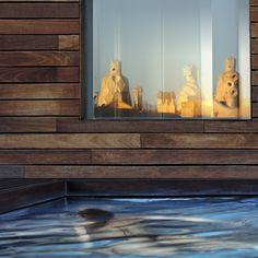 Barcelona Spa Hotel   Hotel Omm   Swimming pool and terrace  #boutiquehotel #terrace #pool #poolterrace #livemusic