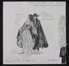 Costume design   Bjornson, Maria (Miss)   V&A Search the Collections