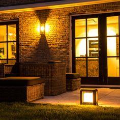 KS Tuinlamp Urband - Populaire moderne strak klassieke buitenverlichting - RVS