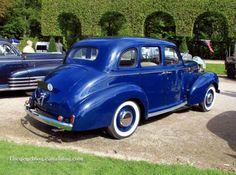 1939 Studebaker Champion Cruising Sedan