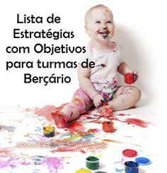 Ideia Criativa - Gi Barbosa Educação Infantil: Lista de Estratégias com Objetivos para Turmas do ...