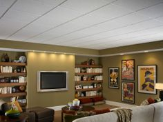 Ceilings and Ceiling Tile Systems by Armstrong : Oasis