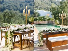 Elegant and Classic Bohemian Ibizan Wedding Inspiration