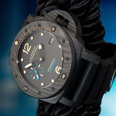 Panerai Innovation Pam616 Carbotech.