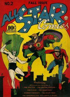 All-Star Comics #2