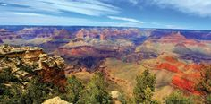 Trafalgar - Scenic Parks Explorer 15 Days – Thursday departures starting May 4 -Oct. 10, 2017 The ultimate National Park adventure, visiting seven parks in the west and mid-west, diverse landscapes emerge, from Mesa Verde's carved canyon houses to Bryce Canyon's towering hoodoos. You'll enjoy Insider moments like…getting a glimpse of the Old West as you are treated to a good ol' fashioned stick-up before a cowboy dinner. You'll be entertained around the campfire by the songs and historical…